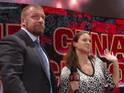 Triple H and Stephane McMahon fire everyone on Raw