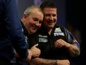 Gary Anderson vs Phil Taylor draws a big crowd on Sunday night.