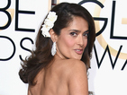 Salma Hayek won't even say Donald Trump's name after his anti-Mexican comments