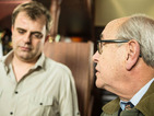 Norris taunts Steve at The Rovers in tonight's episodes.
