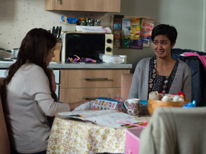 Shabnam confides in Stacey