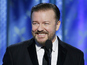 Ricky Gervais returns to Golden Globes