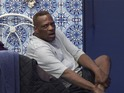 Alexander O'Neal explains why he advised Chloe about changing in the bedroom.