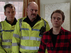 Will David lie to the police for Callum?