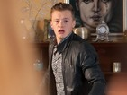 Hollyoaks: Robbie Roscoe to be caught out by the police?