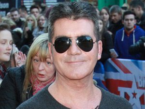 Simon Cowell arrives at the Edinburgh Festival Theatre for Britain's Got Talent auditions