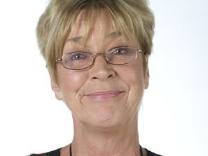 Anne Kirkbride as Deirdre Barlow in Coronation Street