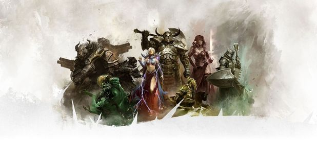 Guild Wars: Heart of Thorns announced at PAX