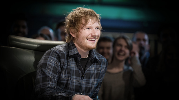 ed sheeran spins off the race track on top gear challenge tv news digital spy. Black Bedroom Furniture Sets. Home Design Ideas