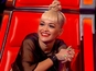 The Voice: Rita Ora meets 'handsome' act