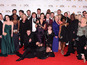 EastEnders cast talk NTAs win