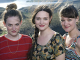 Camilla Staveley-Taylor, Jessica Staveley-Taylor & Emily Staveley-Taylor of The Staves
