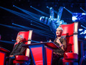 Sir Tom Jones, Rita Ora on The Voice UK