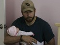 American Sniper screenwriter explains why a fake baby was used in emotional scene.