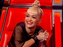 Rita Ora can't even look at Emmanuel Nwamadi when he auditions for The Voice.
