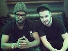 One Direction's Liam Payne writes new music with Juicy J