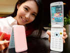LG dishes out retro-themed Ice Cream Smart flip phone