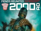 2000 AD Prog Report 1915: Savages, The Order, Orlok