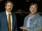 Ryan Gosling interrupts Russell Crowe speech on live television