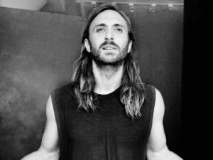 David Guetta press shot.