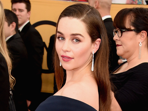 21st Annual Screen Actors Guild Awards: Emilia Clarke
