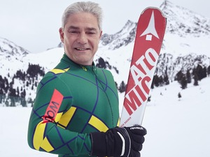 The Jump series 2: Dom Parker