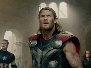 The 30-second promo features appearances from Hulk, Black Widow and the crew.