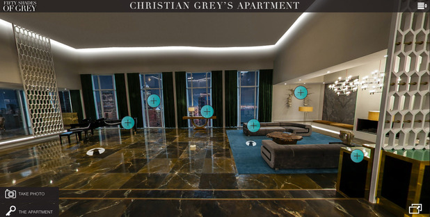 50 Shades Of Grey Take A Look Around Christian Grey 39 S