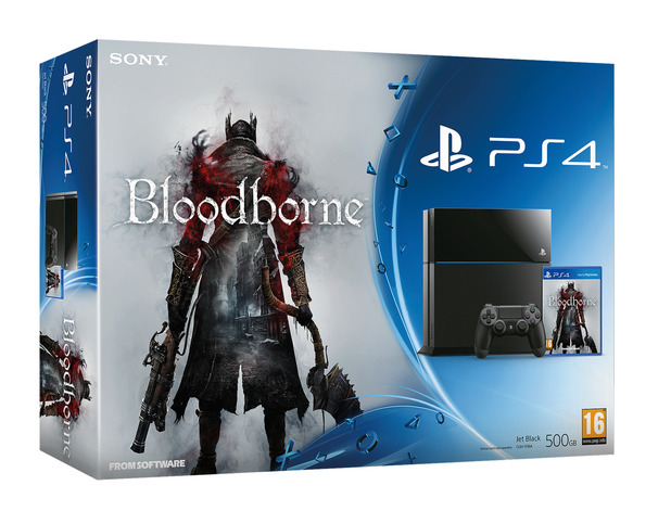 Bloodborne Ps4 Game Bloodborne Ps4 Bundle