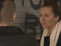 Hollyoaks pictures: Cleo in trouble