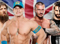 WWE returns to UK and Ireland