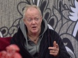 Keith Chegwin on Celebrity Big Brother