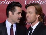 PALM SPRINGS, CA - JANUARY 04: Actors Colin Farrell and Ewan McGregor arrive at the 25th Annual Palm Springs International Film Festival Awards Gala at Palm Springs Convention Center on January 4, 2014 in Palm Springs, California. (Photo by Frazer Harrison/Getty Images)