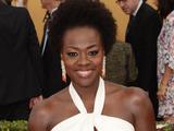 Viola Davis attends the 21st Annual Screen Actors Guild Awards
