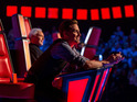 Ricky Wilson, Sir Tom Jones on The Voice UK