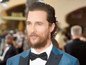 McConaughey is lined up for the film adaptation of Christopher McDougall's best-selling book.