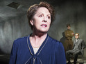 Penelope Wilton impresses in Mark Hayhurst's complex, ideas-driven debut.