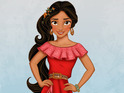 Disney new princess, Elena of Avalor