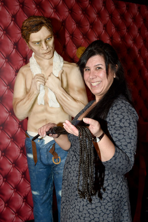See 50 Shades Of Grey S Jamie Dornan In Life Size Cake