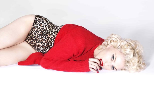 Madonna press shot 2015.
