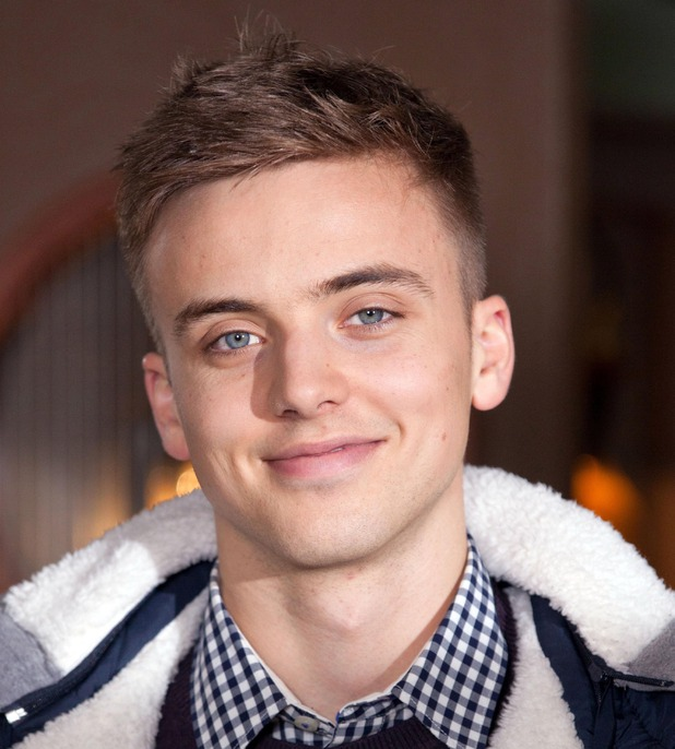Parry Glasspool, Actor, Hereford and Worcester