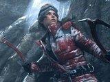 Rise of the Tomb Raider Game Informer screenshot