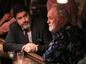 Compelling turns from Alfred Molina and John Lithgow dominate this touching drama.