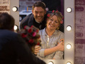 Christian will surprise Jane when he arrives in Walford nex week.