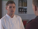 Ste starts to share the news of his diagnosis in Friday's E4 episode.