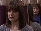 Gaynor learns that Sheryl has Hywel's child on the way.