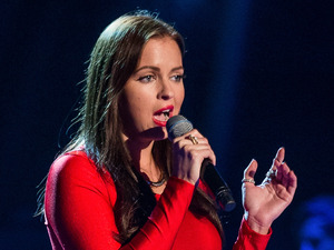 Mia Sylvester on The Voice UK
