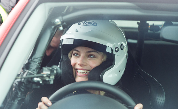Top Gear: See Will Smith, Margot Robbie as Stars in a Reasonably Priced Car