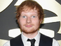 Sheeran covers Christina Aguilera's 'Dirrty'