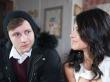 Alicia arrives home and suggests to Lachlan they close up the shop early and he's chuffed when she asks him to make coffee.